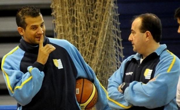 Mateo Rubio fue asistente de la Selección de Uruguay