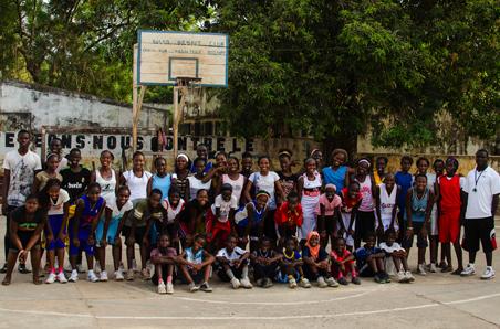Baloncesto en Senegal
