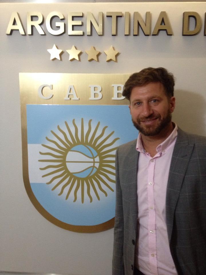 Facundo Petracci, Director de la Escuela Nacional de Entrenadores