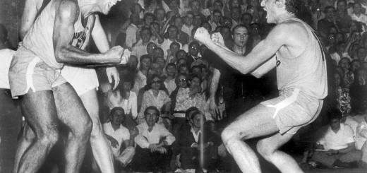 De Lisazo y Fruet son dos de las leyendas del básquet de Bahía Blanca