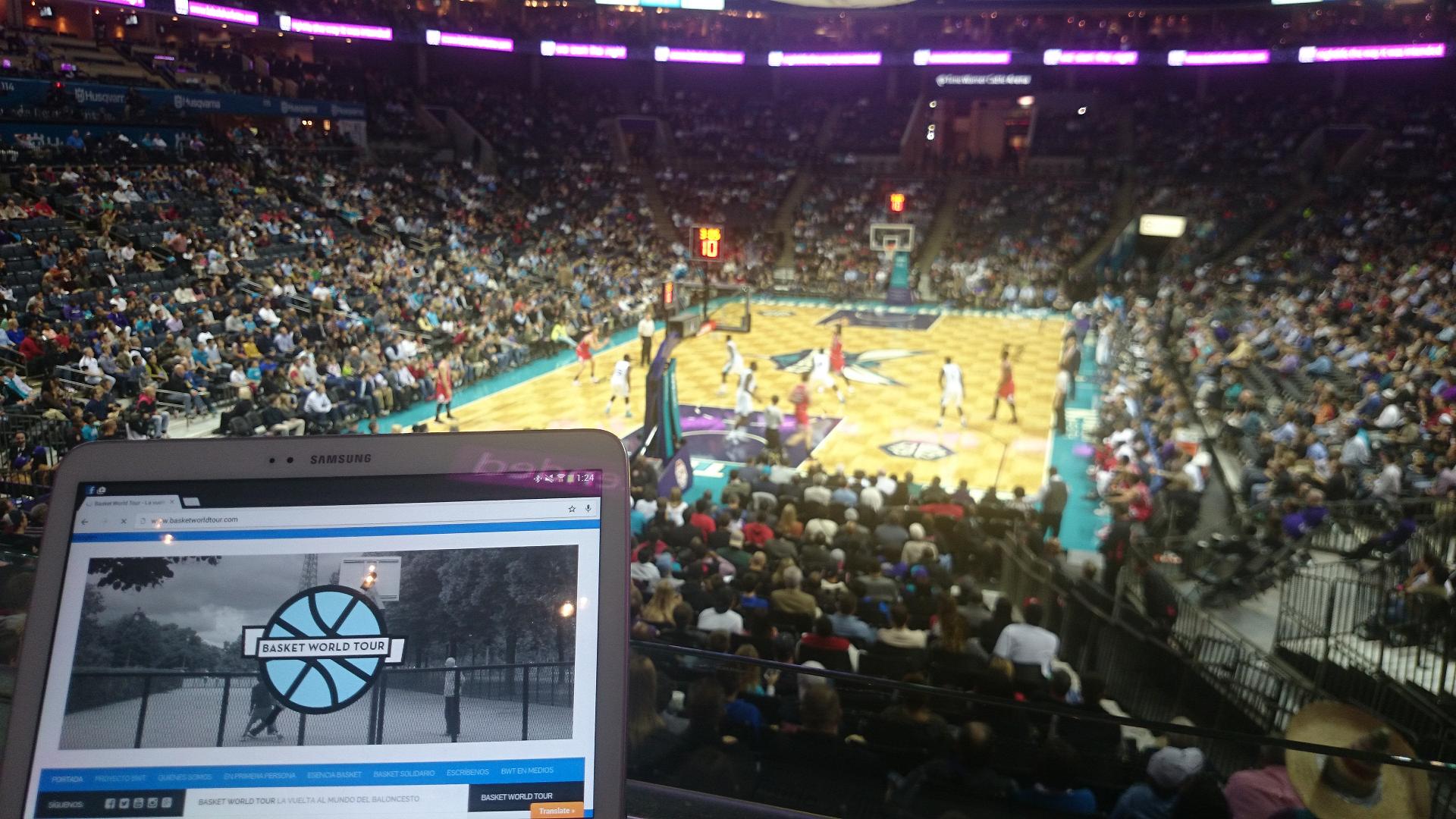 Time Warner Cable Arena de Charlotte